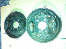 peugeot 205 1.6 /1.9 gti 1.1 1.4 xs gt all 205 rear brake backing plates
